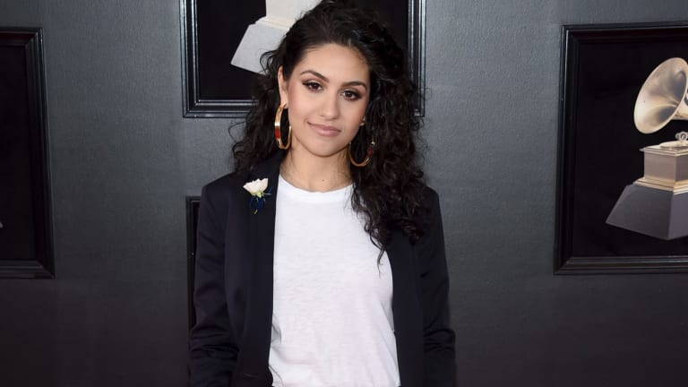 Alessia Cara was the only female artist to win a major award.