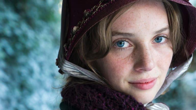 Maya Hawke in Little Women.