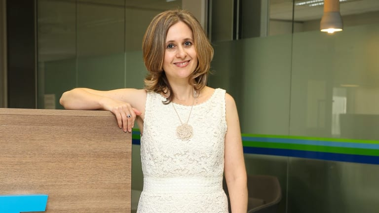 Sharon Melamed, who founded B2B dating company Matchboard three years ago, started with $20,000 of her own capital.