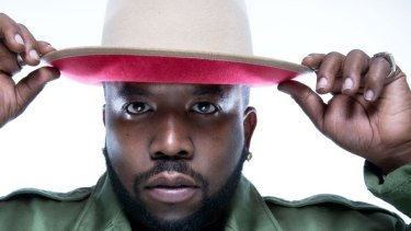 Big Boi says the overall tone of his new album is one of celebration.