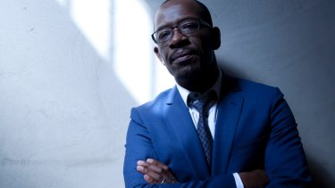 Lennie James was born to play Nelly Rowe in Save Me.