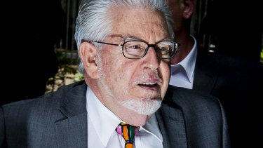 The letter, allegedly written by Rolf Harris behind bars, was handed to The Mail on Sunday.