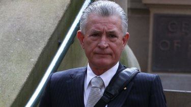 Roy Medich had a falling out with his brother but they have since made up.