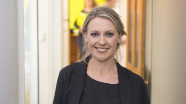 Ex-Bellamy's CEO Laura McBain stepped down in January.