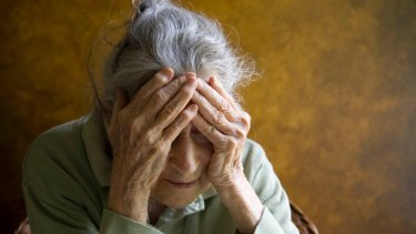 One researcher characterised loneliness among old people as 'a silver tsunami'.
