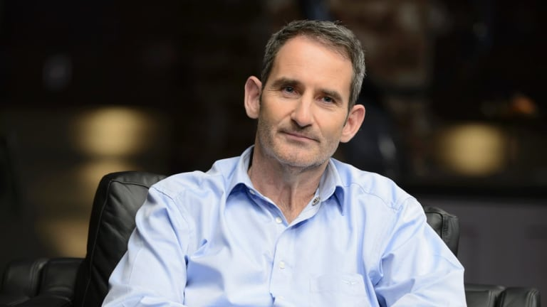 Steve Baxter, PIPE Networks founder turned start-up investor and star of Channel Ten's Shark Tank.