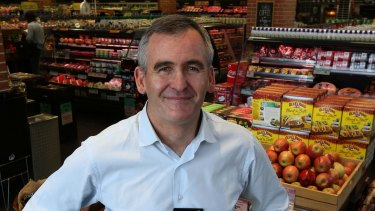 Woolworths Food Group managing director Brad Banducci says the new loyalty scheme will be an attractive vehicle for suppliers to promote their products.