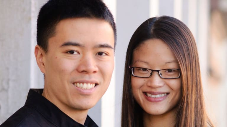 Big Apple Buddy founders Ben Chaung and Phillis Chan spotted a gap in the online retail market.