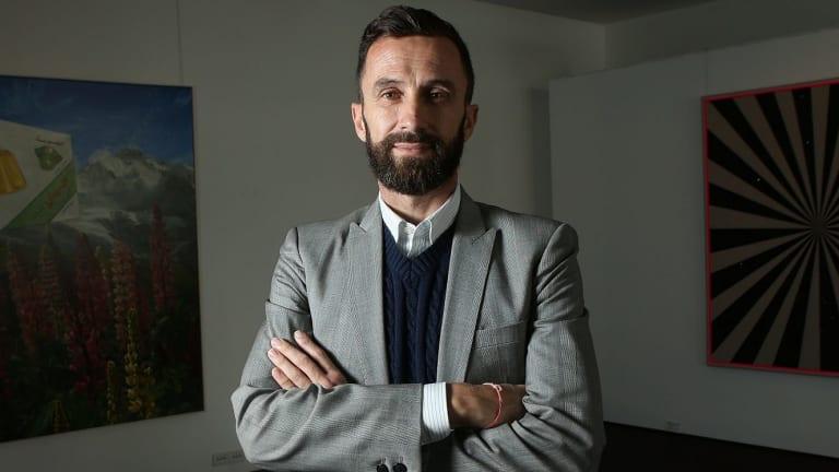 Artbank director Tony Stephens.