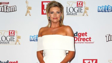 Rebecca Maddern says the Footy Show is not misogynistic.