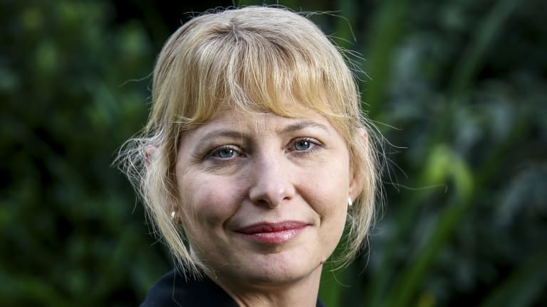 Democratic Labour Party MP Rachel Carling-Jenkins.