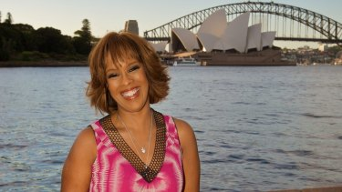 CBS This Morning co-anchor Gayle King.