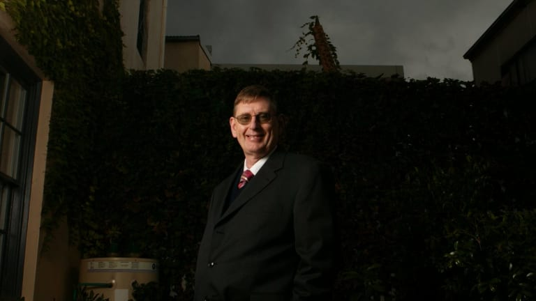 Professor Ross Fitzgerald is now based in the Sydney suburb of Redfern.