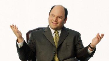 <i>Seinfeld</i> character George Costanza: