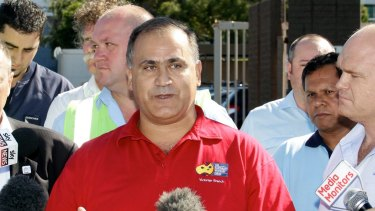 State Labor MP Cesar Melhem: The opposition has called for him to be stood down.