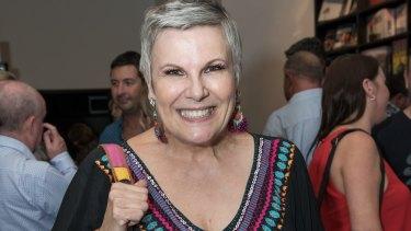 """""""Sexist boys' club"""": former 2GB presenter Susie Elelman."""