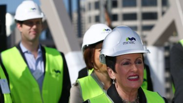 Clover Moore, often portrayed as anti-business and anti-development, has helped Sydney hum.