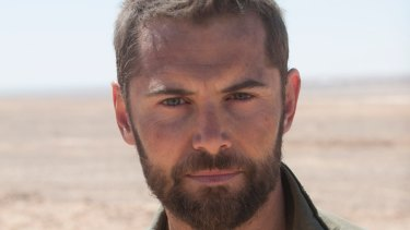 """Strike Back, Daniel MacPherson: """"It took me three months to unwind and come back to normal."""""""
