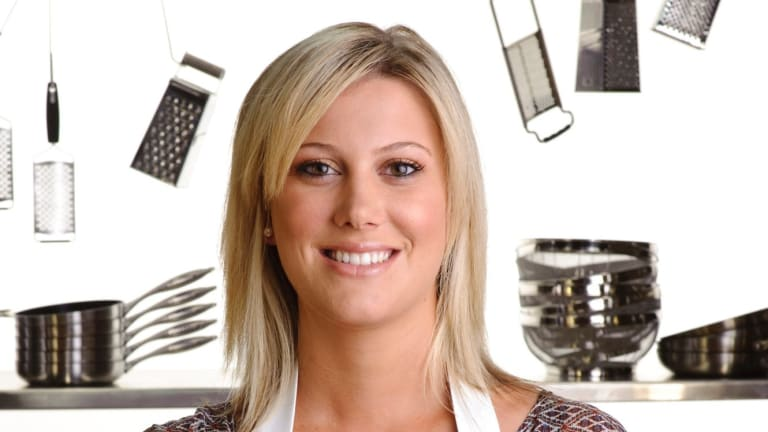 <i>MasterChef</i> finalist Justine Schofield has gone on to have her own cooking show.