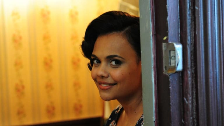 Miranda Tapsell: Busy with multiple roles.