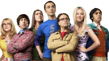 The Big Bang Theory's characters include a theoretical physicist, experimental physicist, neurobiologist, aerospace engineer, astrophysicist and a waitress.