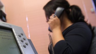 Every few minutes, every weekday between 9.30am and 5pm, another desperate caller reaches a financial counsellor at the National Debt Helpline.