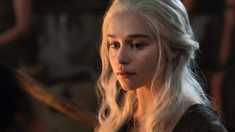 Dany shows the Masters a thing or two about dragons.