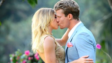 Fans were outraged when Richie picked Alex as his partner on <i>The Bachelor</i> – and Channel Ten lapped up the controversy.