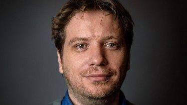 <i>Rogue One</i> director Gareth Edwards.