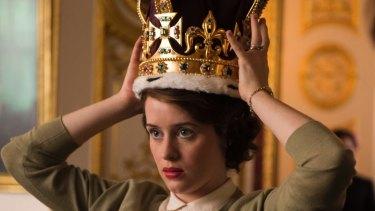 Netflix TV series The Crown.
