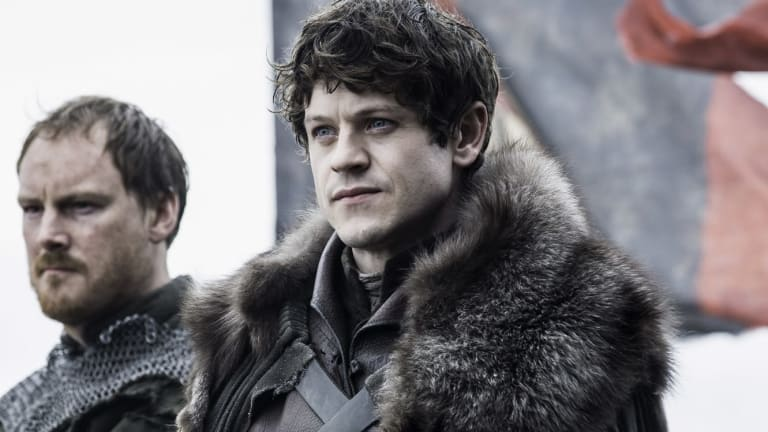Evil Ramsay Bolton faces the Starks and allies.