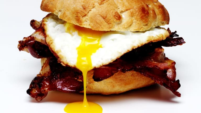 Why you should never eat a bacon sandwich: what you can - and can't - eat