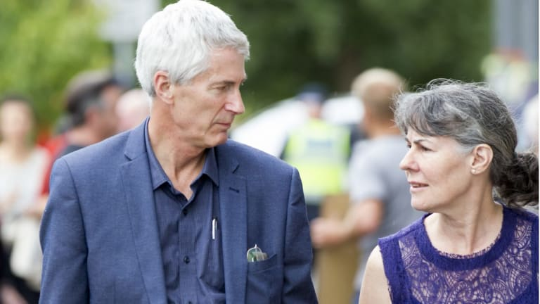 Anthony and Chrissie Foster, whose daughters Emma and Katie were abused by clergy, have long sought changes to the church's Melbourne Response.