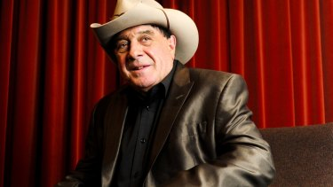 Molly Meldrum's autobiography contains McLachlan recounting an incident of questionable behaviour in the late '90s.