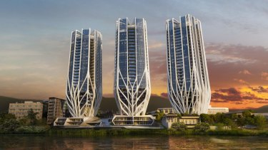 Grace on Coronation will be built on the site of the former ABC Toowong studios.