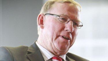 Jeff Seeney previously believed his talents were languishing on the opposition backbench.
