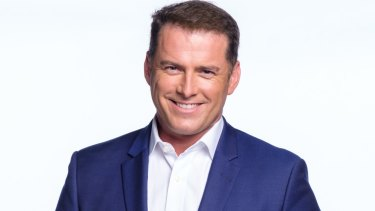 Stefanovic hosts new reality show <i> This Time Next Year</i>.