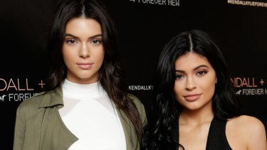 Kylie said she would not follow in Kim Kardashian's younger sister Kylie Jenner's footsteps and get any cosmetic procedures.