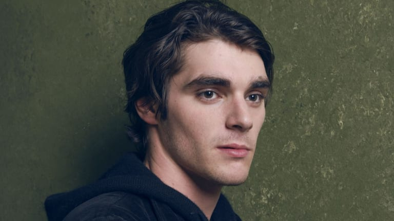 RJ Mitte's role in <i>Breaking Bad</i> has given him the opportunity to advocate for disabled actors.