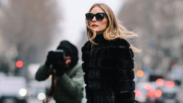e0da599bac97 How Olivia Palermo can sell out clothes in minutes