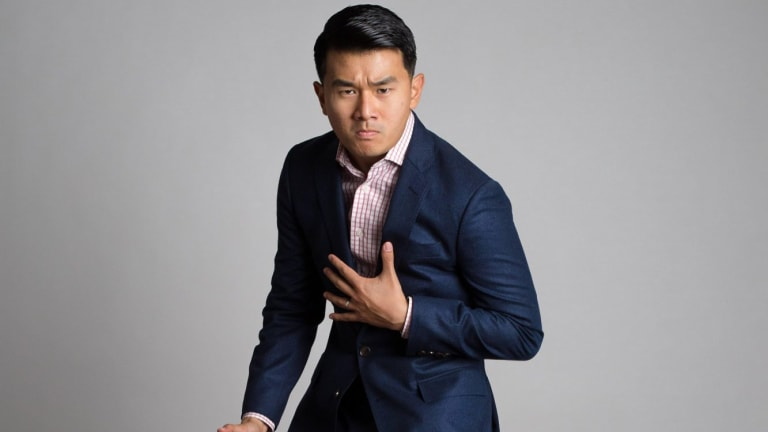 Across the US, Asia and Australia, Ronny Chieng is a man in demand.