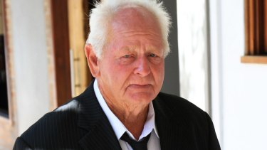 Disgraced greyhound trainer Tom Noble faced the Brisbane Court of Appeal on Friday, March 17.