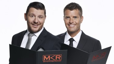 Manu Feildel and Pete Evans return as judges in season seven of My Kitchen Rules.