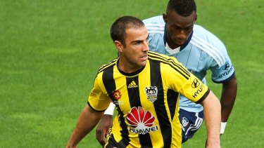 Manny Muscat will join Melbourne City.