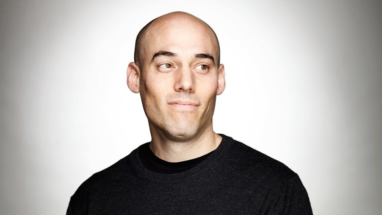 Joshua Oppenheimer, director of the film <i>The Look of Silence</i> (and the 2012 film <i>The Act of Killing</i>) which was about the Indonesian anti-communist purge of 1965.