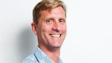 Fairfax Media football columnist Michael Cockerill has died, aged 56.