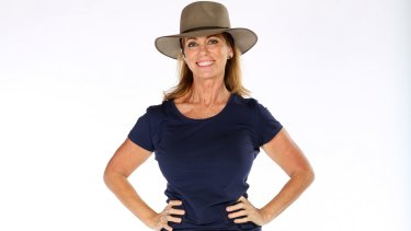 Kerry Armstrong will take part in season four of <i>I'm A Celebrity Get Me Out of Here!</i>