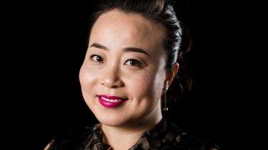 Elizabeth Lee MLA. photo by: Jamila Toderas