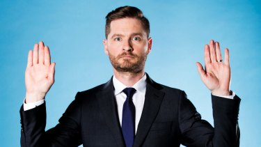 The Yearly with Charlie Pickering.
