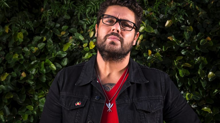 Dan Sultan says he is 'happier, more productive' since making significant professional changes in 2013.